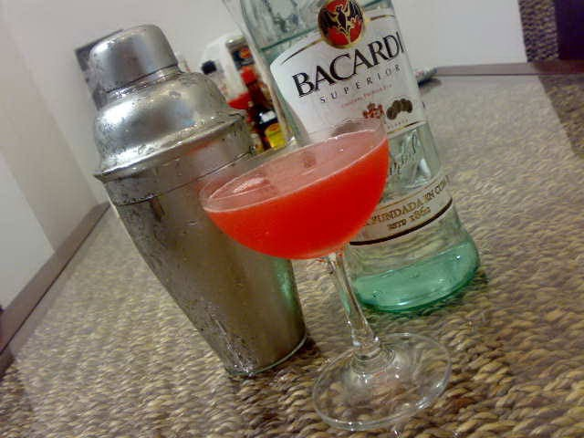 Bacardi Cocktail – The Real Thing