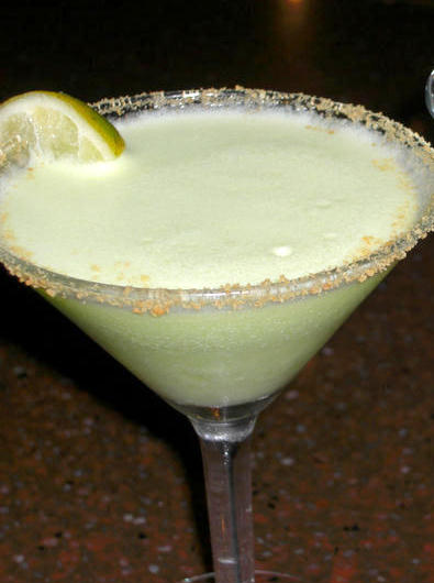 Key Lime Martini