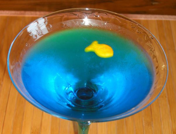 Tropical Fisherman Martini