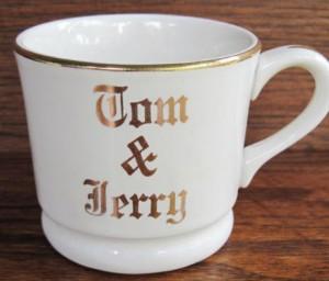 Tom and Jerry Eggnog