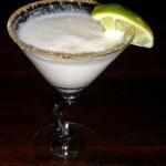 Key Lime Martini a la Houlihan's