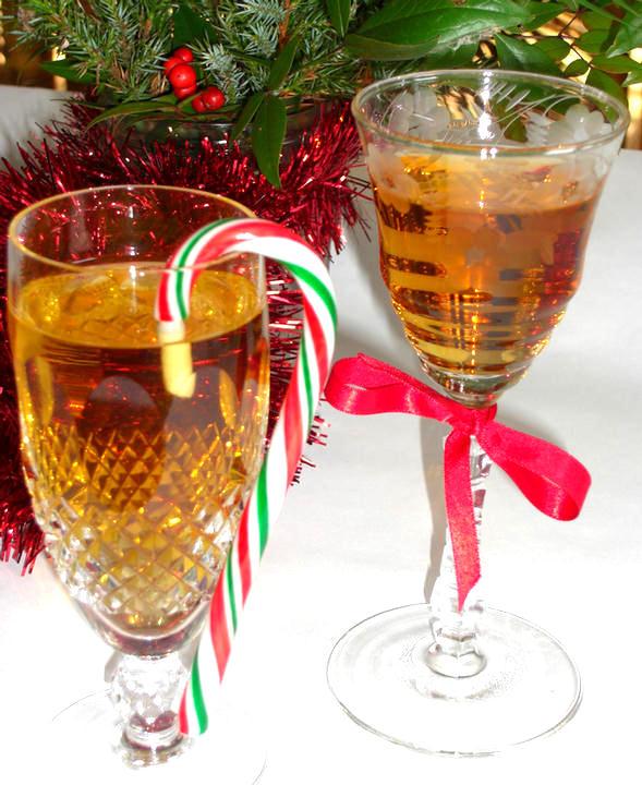 how to dress up your christmas cocktails mixnsip com