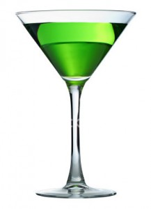 Green Appletini (Apple Martini)