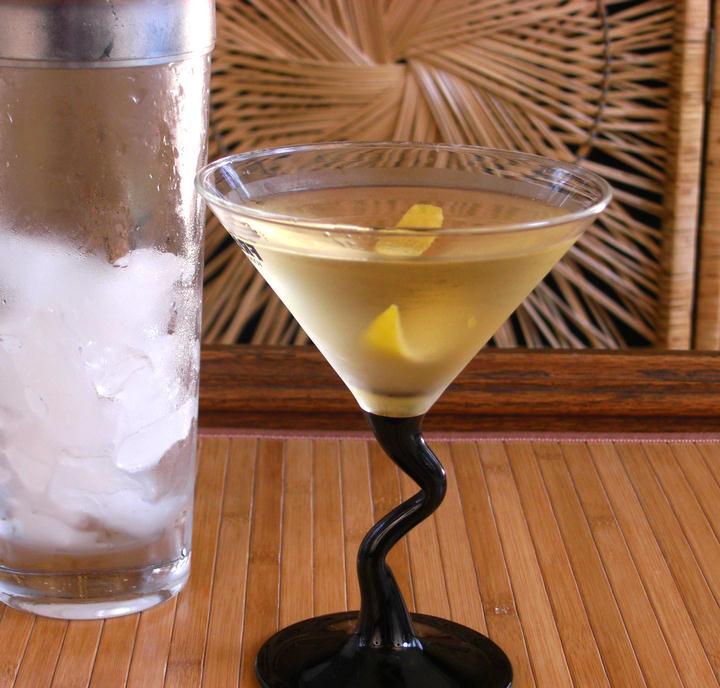 Irish Martini