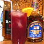 Cranberry Rum Punch