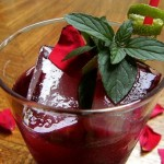 Sudanese Rose Cocktail