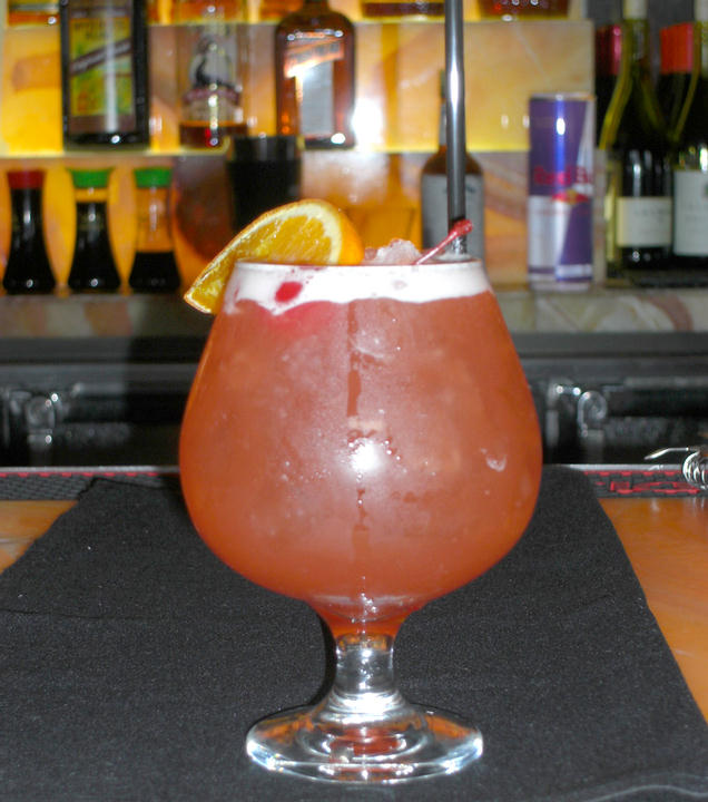 Singapore Sling by Allan