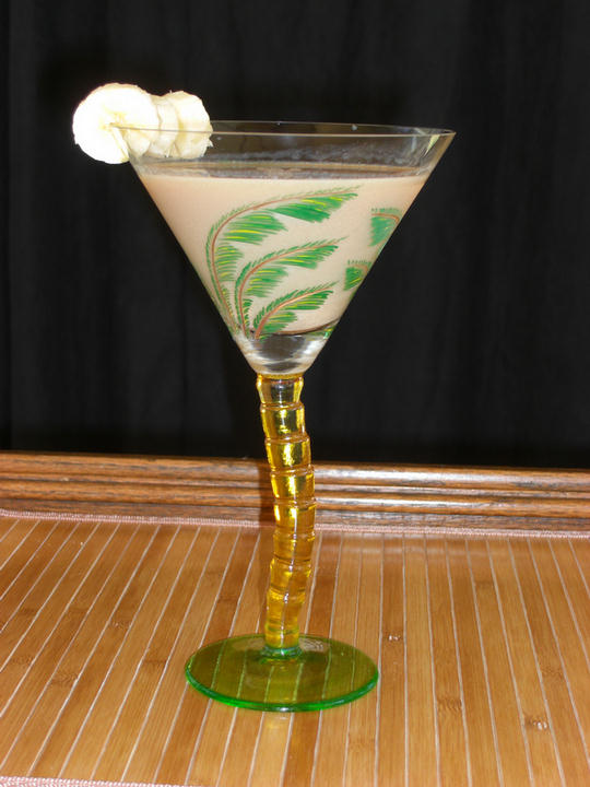Monkey Martini