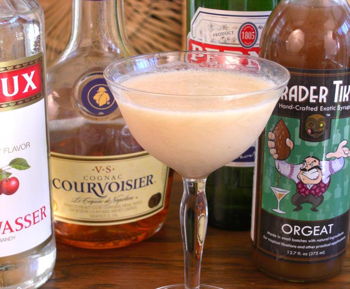 Goat's Delight Cocktail