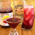 peppy vanil cocktail