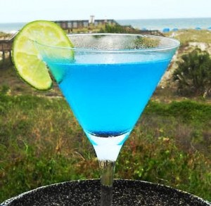 The Royal-tini