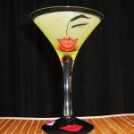 flirtini martini cocktail