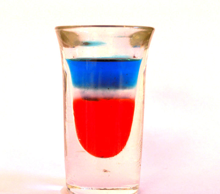 Red, White And Blue Shooter