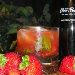 skinny summer sipper low calorie mixed drink cocktail