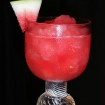 skinny pink melon fever frozen cocktail mixed drink