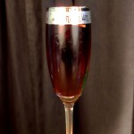 lady macbeth champagne cocktail