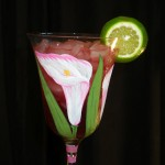 skinny island girl cocktail drink