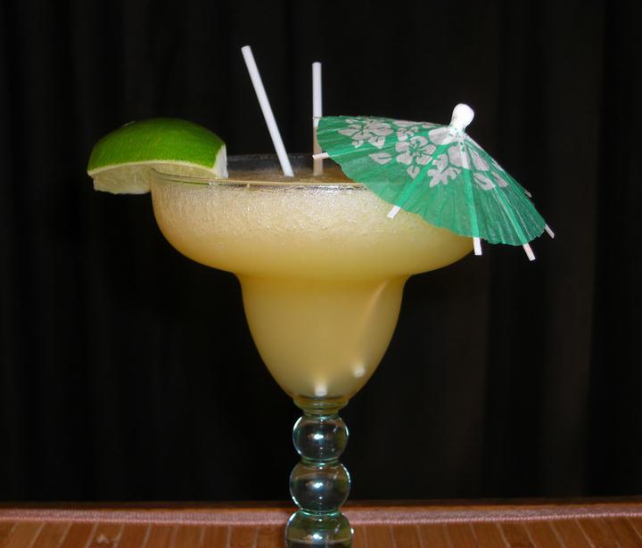 SKINNY Frozen Margarita