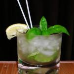Lemonade In Bloom vodka cocktail