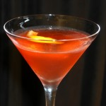 copper illusion martini