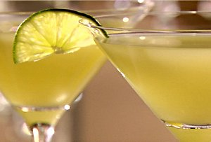 Pieces of Eight Martini