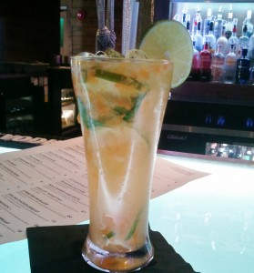Tangerine Ginger Mojito