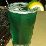 ganja green cocktail