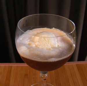 Vodka Float