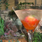 sunken treasure martini cocktail