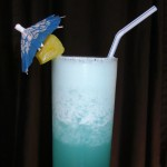 Blue Hawaii Classic Cocktail