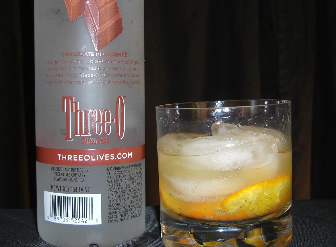 Orange Diamond Cocktail