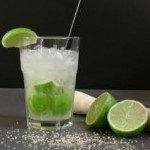 sao traditional caipirinha cocktail