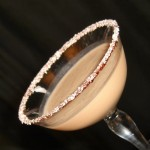 Rich chocolate Martini