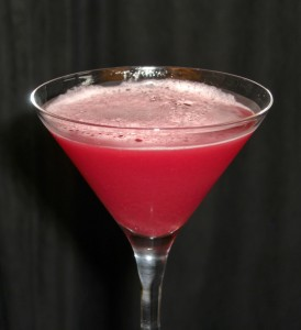 SKINNY Cinnamon Breeze Martini