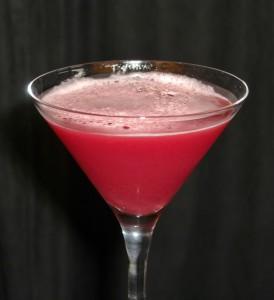 SKINNY Cinnamon Breeze Martini