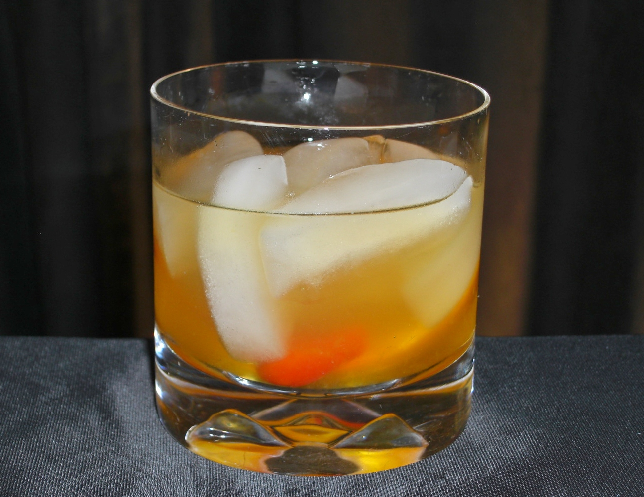 Bluegrass Cobbler Cocktail