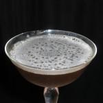 Cinnamon Espresso Martini