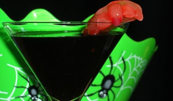 Count Blackula Martini