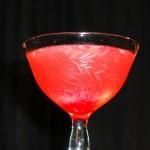 Miami Heat Martini