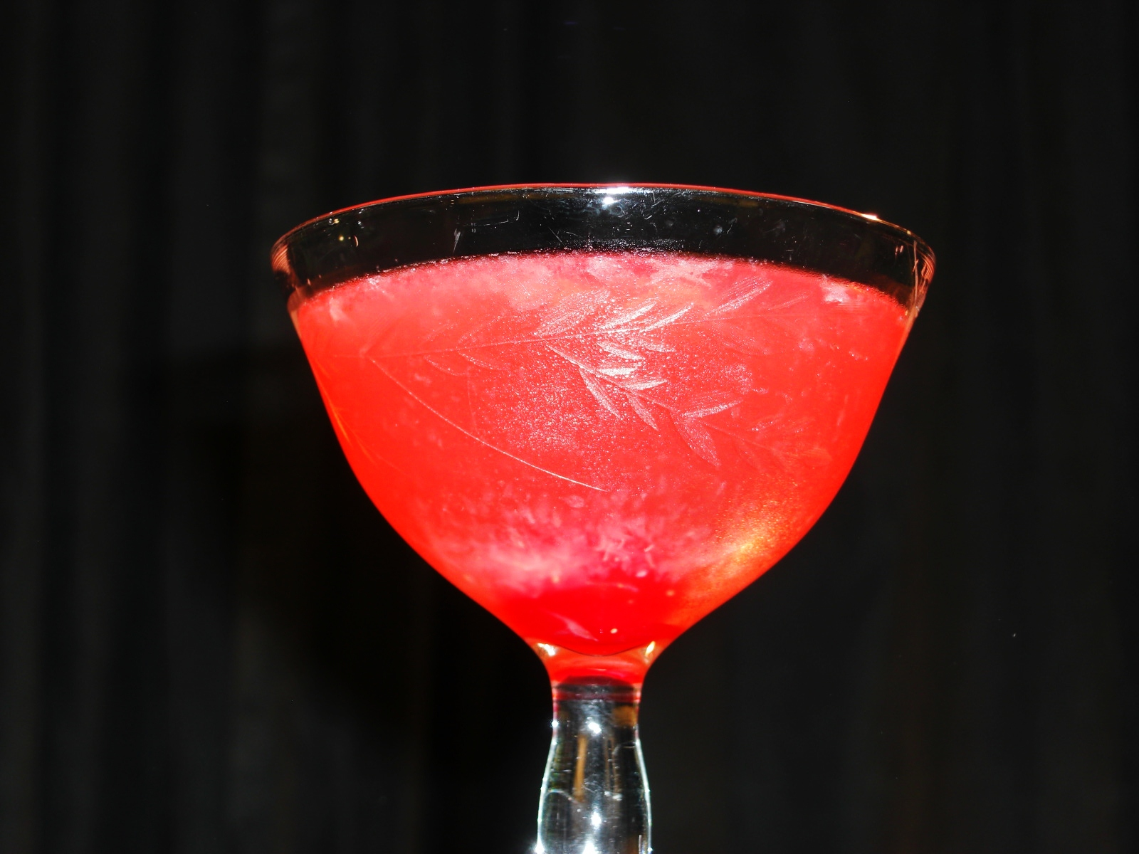SKINNY Miami Heat Martini