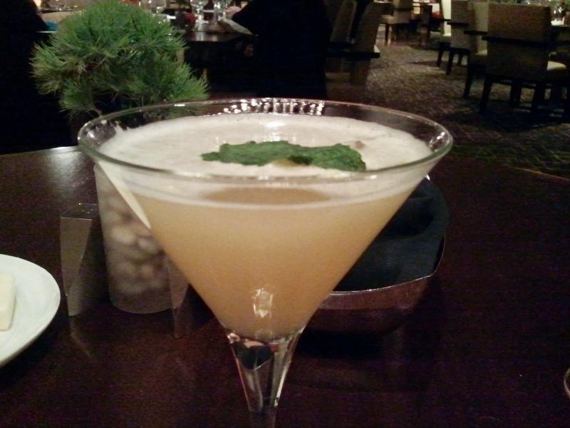 Casablanca Martini