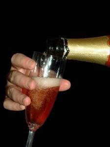 Maimon Champagne Cocktail