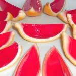 Pink Lemon Drop Jello Shots