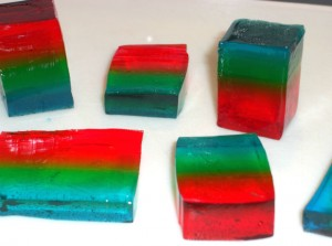 Wavebands Jello Shots