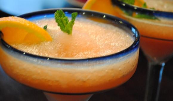 Low Calorie Grapefruit Margarita