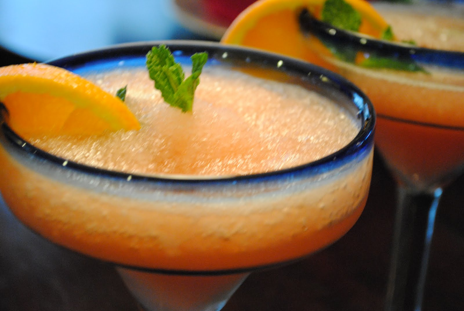 Low Calorie Grapefruit Margarita
