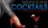 Skinny Jeans Cocktails book feature