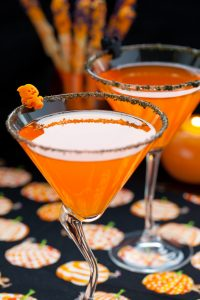 No Tricks Halloween Cocktail