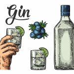Gin making